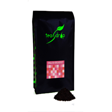 Tea Drop - English Breakfast 500g Loose Leaf Tea