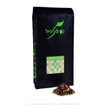 Tea Drop - Lemongrass & Ginger 250g Loose Leaf Tea
