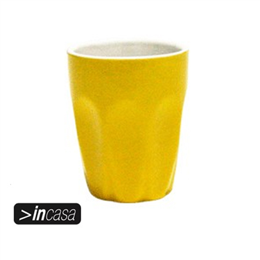 Latte Cup 220ml (Yellow)