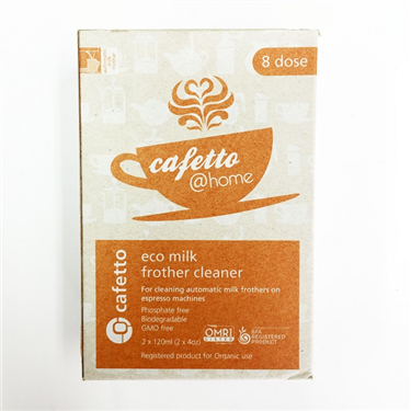 Cafeto@Home - Eco Milk Froth Cleaner